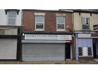 SHOP TO LET CLEETHORPE ROAD, 969 SQUARE FEET, AVAILABLE IMEMDIATELY