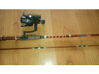 Clearwater Spinning Rod and Shakespeare Beta Spinning Reel