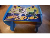 Childs Toy story table