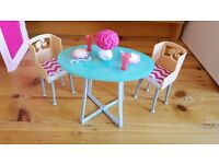 Barbie My Style Dining Set
