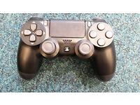 Official Dual Shock Ps4 Conroller | Black