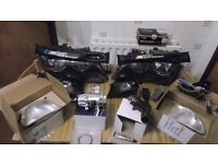 Selection of parts taken of BMW 318 2002./Car tools.