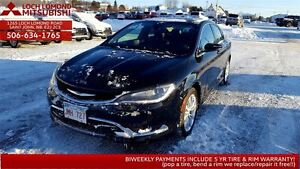 2015 Chrysler 200 C - LOADED for only $157 BIWEEKLY!