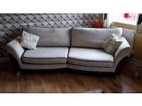 VGC 4seater sofa and 2 seater sofa