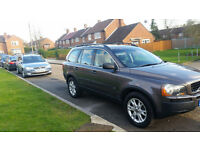 2005 VOLVO XC90 SE AUOTMATIC 7 SEATER 5 MONTHS MOT BRLLIANT CONDITION THROUGH OUT AND DRIVING SUPERB