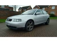 Audi A3 1.8T Sport (12 months MOT and new clutch and flywheel)