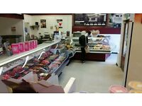 Chilled Serve Over Display Counters - Ideal for Butchery / Deli