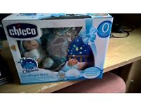 Chicco Goodnight Stars musical night light projector
