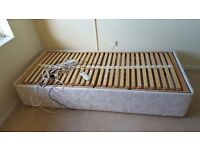 Adjustable Single Bed