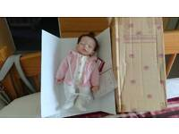 Real touch collectable doll