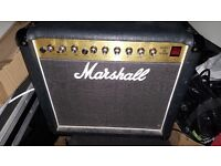 late 80's marshall 100 w mosfet combo