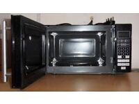 De'Longhi 800W Standard Touch Microwave P80Q7A Spares or Repair