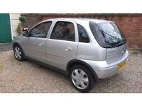 2004 Vauxhall Corsa Design 1.3 CDTI - Diesel 65+ mpg - Air Con - low TAX - Long MOT - Low Insurance