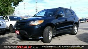 2008 Hyundai Santa Fe GLS | NO ACCIDENT | LEATHER | SUNROOF | AL