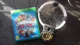 Xbox one skylanders trap team portal and disc