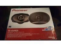 pioneer ts-e6902i car speakers