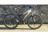 COYOTE boothill mountain bike. Cycle suspension men's used