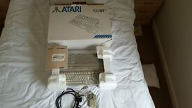 Atari 520 STFM, boxed with leads, original mouse and manual. Excellent condition
