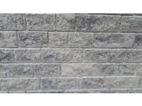 country stone. used for walling or pillars