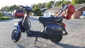 Vespa 125 T5 MK1 Scooter