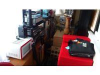 clearout joblot,furniture,electricals see description & pics
