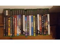 Job lot of 22 xbox games