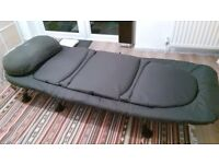 Total Fishing Gear Flat Fishing Bed. We have two, can sell together for £100 or separately £60 each.