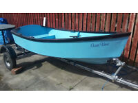 Rowing Boats 8ft plywood