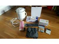 Salon System Wax Heater with extras