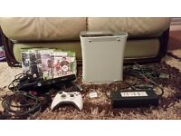 Xbox 360 including games and more