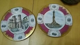 Display plates decorative collectables