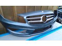 Mercedes A-class w176 AMG bumper