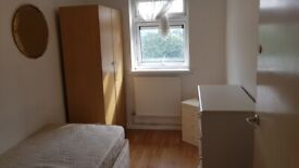 Single room in shared house. All bills inc. Internet. 1 week deposit only. Garden