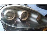 MG TF OSF Headlamp