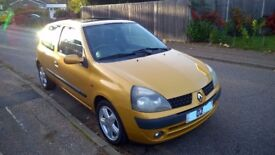 very clean renault clio