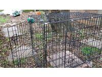 Pet cage 3ft L..2.5 high