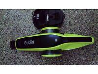 Goblin Handheld 12v hoover.