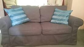 Two-seat sofa EKTORP from IKEA