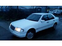 LHD mercedes c220 diesel , we have more left hand drive ---15 cheap cars on stock---