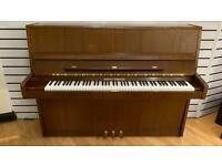August Forster Overstrung Upright Piano
