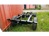 Land rover Series 3 chassis 88