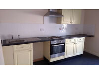 1 Bed 1st floor flat in Neyland
