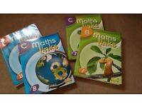 Year 7 & 8 Maths Books