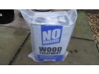 No Nonsense Wood Treatment Paint Lacquer Clear 5Ltr Preserver