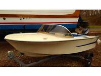 Broom Gemini Classic Speedboat (Boat / Speed Boat / Day Boat)