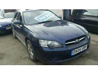SUBARU LEGACY 2.0 ESTATE 4X4 WITH FULL TOWPACK