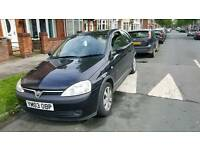 Vauxhall Corsa Sxi 1.2 Full year MOT & Service