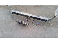 TOYOTA AVENSIS ESTATE 2003 -2009 - TOW BAR WITH ELECTRICAL CONNECTIONS