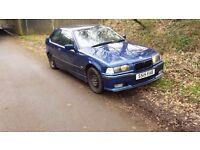 BMW E36 compact 318ti 1.9l petrol manual