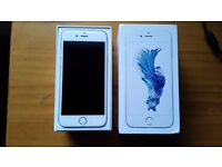 Apple Iphone 6S 64gb on EE to swap for Samsung Galaxy S7 Edge